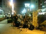 天王寺ストリートミュージシャン2