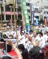 七月歌舞伎舟乗り込み3