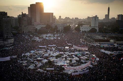エジプト革命続き