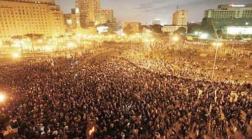 エジプト革命2