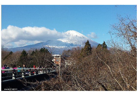 Mt Fuji - 御殿場201512