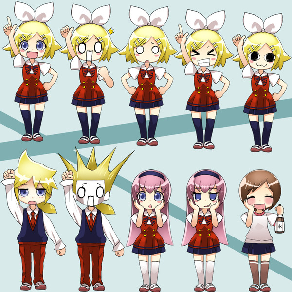 キャラクターパターン