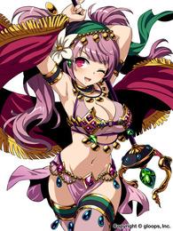魅了演舞アーミラ