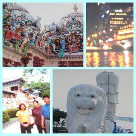 韓国シンガポール