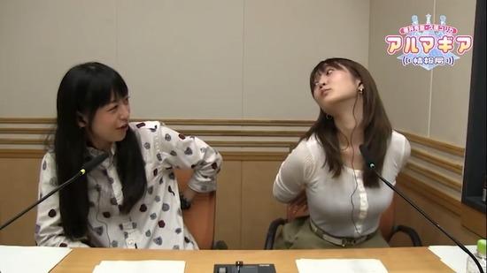 【画像】 声優・久保ユリカさん、最新の着衣お胸アピールがセクシーwwwww