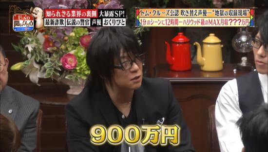 【声優】森川智之さんのMAX月収・900万に共演者驚き「すごい!」