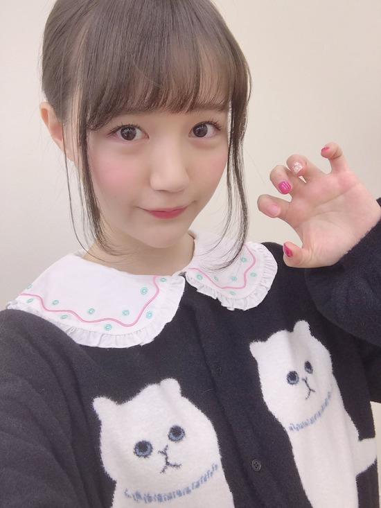 猫服の尾崎由香さん