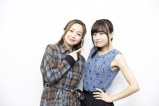 【声優】 水瀬いのりさんと田村睦心さんのツーショット写真が可愛すぎるwwwww