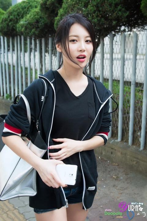 girls dayのユラ