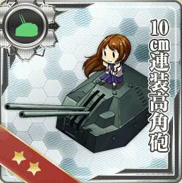 10cm高角砲