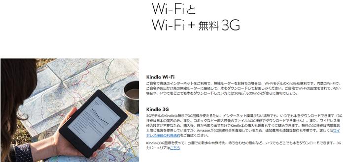 WIFI Kindle