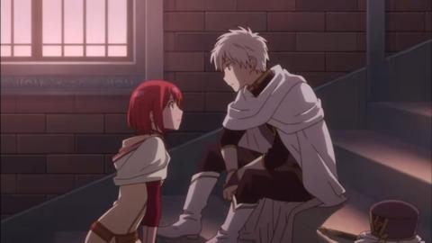 赤髪の白雪姫2