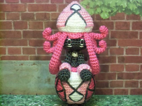 【画像】Twitter民が毛糸で編んだポケモンのクオリティwwww