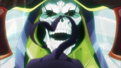 新アニメ オーバーロードII 1話 感想 安定の面白さだった!キャラ増えすぎ?www