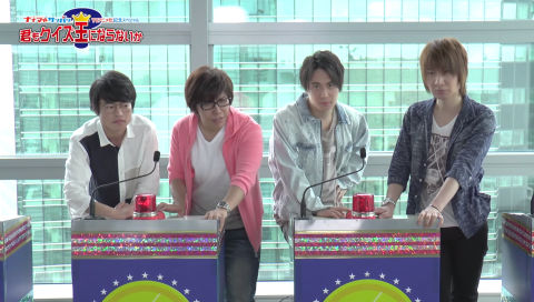 【動画】 アニメ「ナナマル サンバツ」の声優陣が競技クイズでガチ対決!!