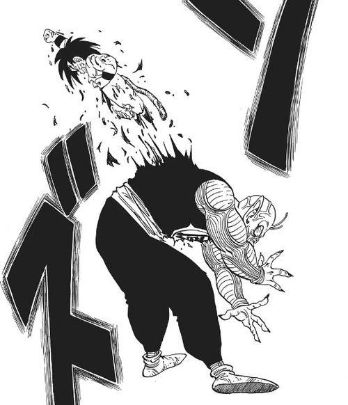 ピッコロ大魔王←容赦なく倒す フリーザ←最後まで躊躇する