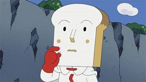 【悲報】食パンマン(悪)、とんでもない行動に出てしまう