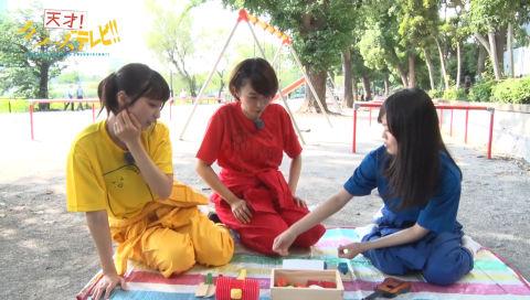 【動画】 上野公園で「おままごと」をする女性声優の3人wwwwwwwww