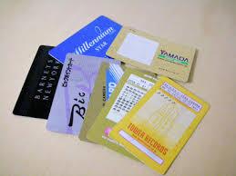 貧乏人はポイントカードを使い、中流はポイントカードを笑い、金持ちはポイントカードを発行する