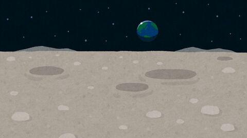 【朗報】アポロ17号採取の石が48年後に明かす、「『月』にも隕石衝突」の真実