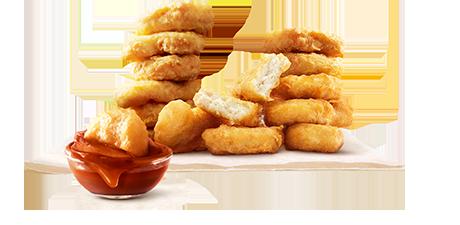 クリスマスボッチさんのためにマクドナルドがナゲットのセールを開始。30個1,140円→750円で買えてソースも6個付くぞw