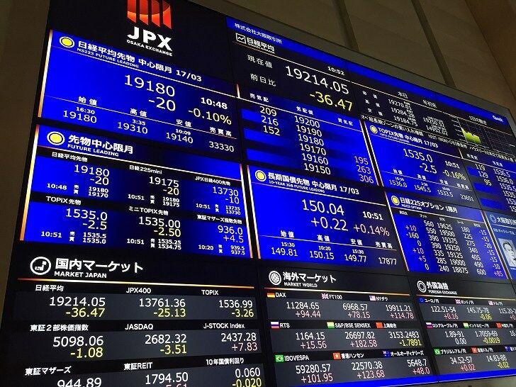 株←年5%増やせればかなり優秀+個人投資家の90%は損してる