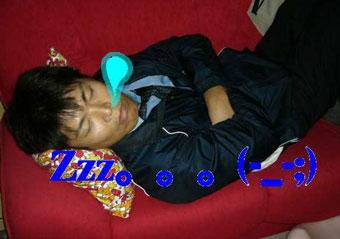 疲れてるんすかね…(-_-;)