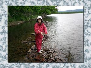 2006/6/18 屈斜路湖