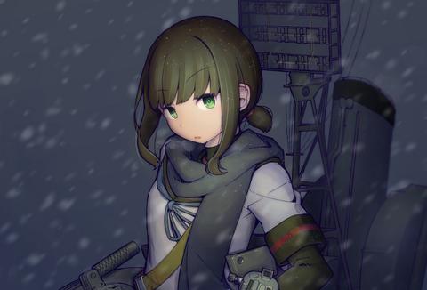 吹雪イン吹雪