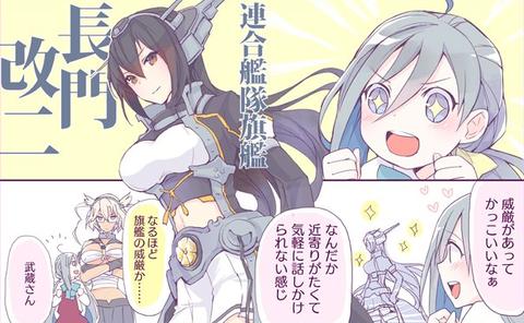 戦艦の威厳