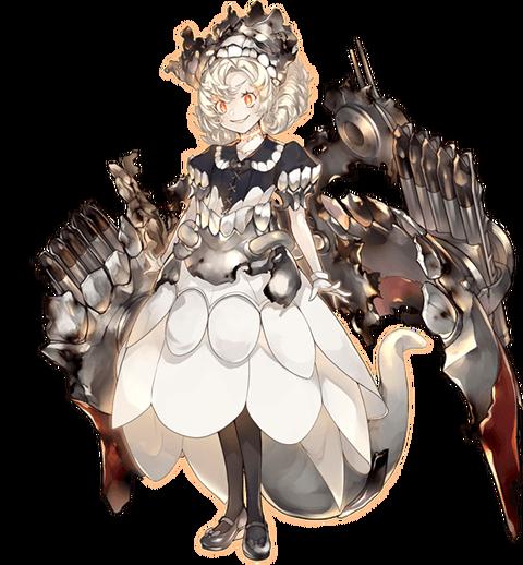 アンツィオ沖棲姫-壊2