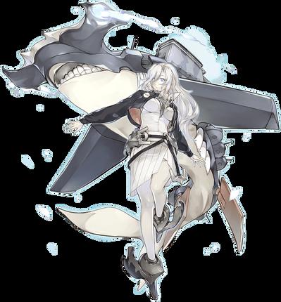 南太平洋空母棲姫