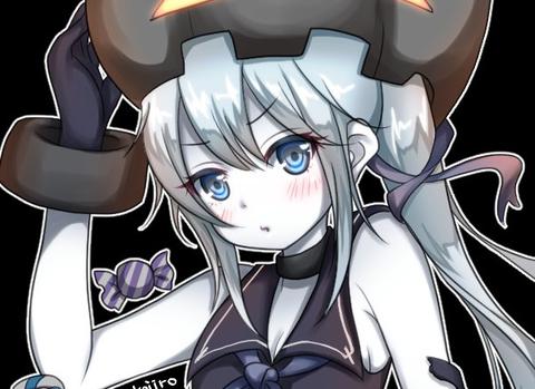 駆逐棲姫2