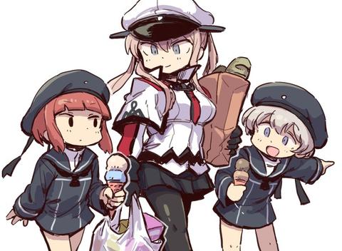 ドイツ艦ズ