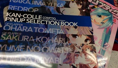 艦これピンナップセレクションブック
