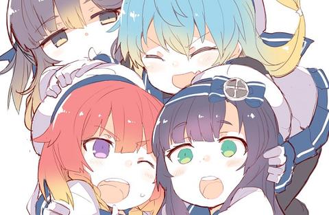 択捉型姉妹集合