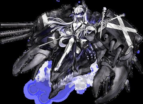 南方戦艦新棲姫