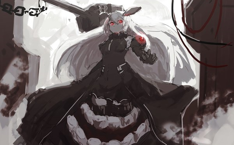 泊地棲姫1