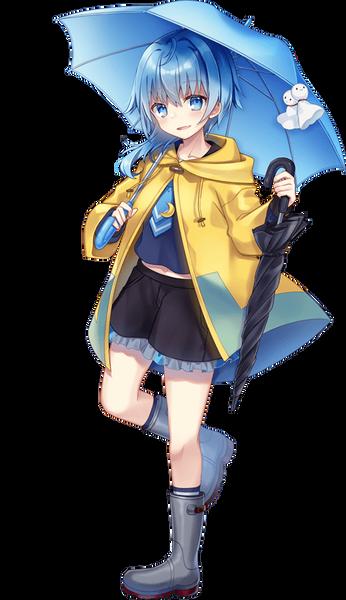 水無月梅雨mode1