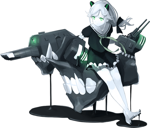 深海林棲姫
