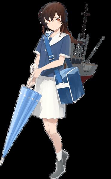 宗谷特務艦梅雨mode1