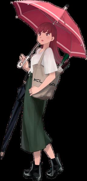 大井梅雨mode1