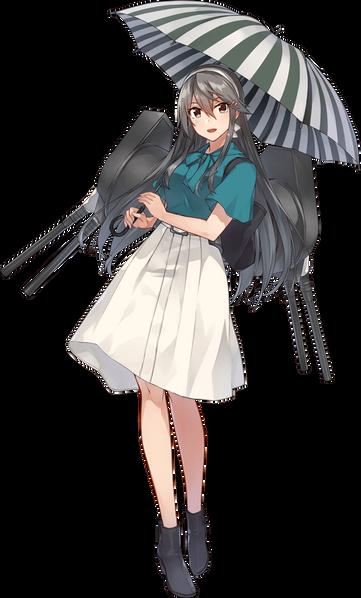 榛名梅雨mode1