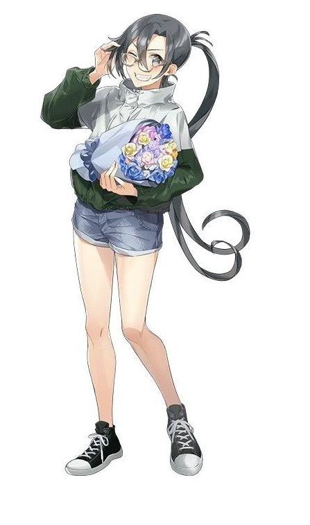 天霧春の花束mode1