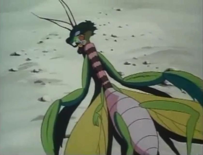 アニメの終わり方      昆虫物語みなしごハッチ                    ひつまぶし
