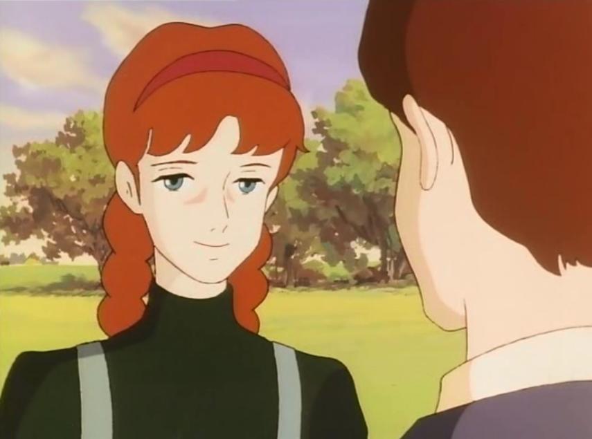 の アニメ アン 赤毛