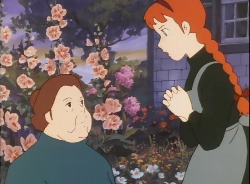 アン 赤毛 ギルバート の