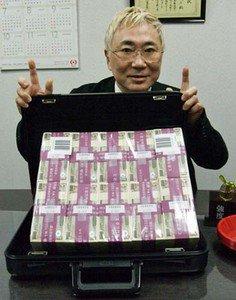 【悲報】高須医院長が一線を超える「籠池さん反応ないから1億円の札束見せるぜ」
