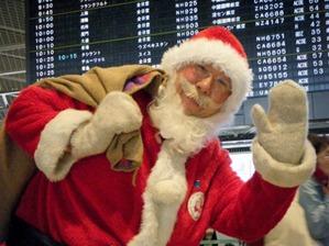 アジアで唯一の公認サンタクロース
