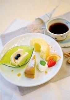 マクロビオティックケーキが美味しいカフェ